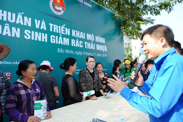 Ngày hội Thanh niên hành động chống rác thải nhựa - ảnh 6