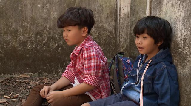 Đánh cắp giấc mơ - Tập 46: Không thể ngờ, cu Beo lại là người cứu cu Bin khỏi vụ bắt cóc? - ảnh 16
