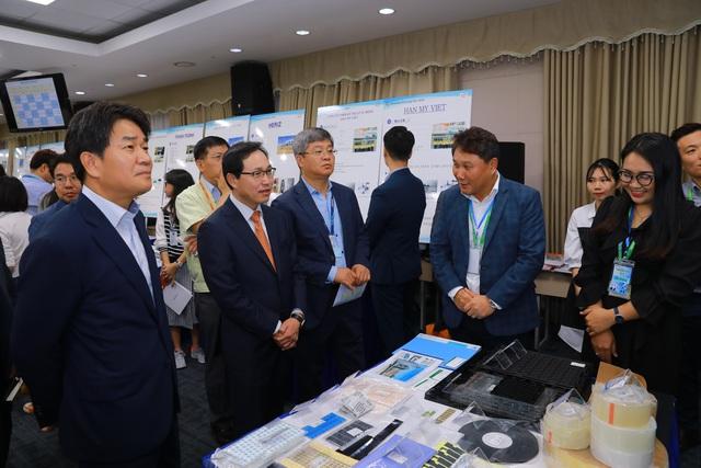 Triển lãm Hội thảo Công nghiệp Hỗ trợ năm 2019 - Ảnh 3.