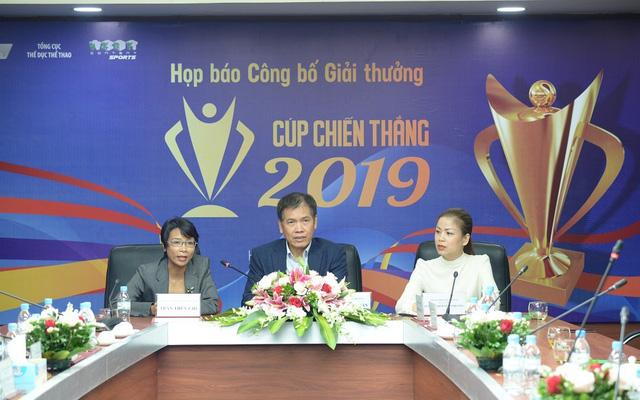 Cúp Chiến thắng 2019: Thêm hạng mục HLV nước ngoài của năm - Ảnh 1.