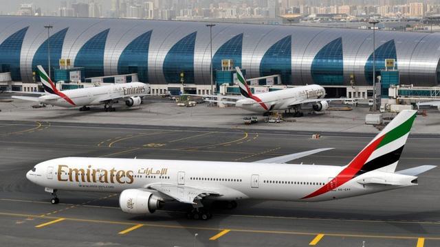 Lợi nhuận của hãng hàng không Emirates Airline tăng mạnh - Ảnh 1.