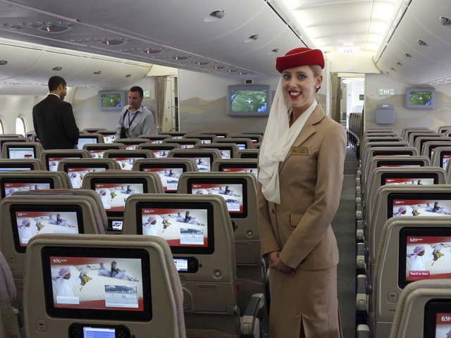 Lợi nhuận của hãng hàng không Emirates Airline tăng mạnh - Ảnh 2.
