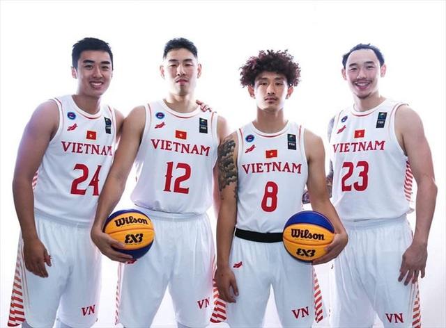 Công bố lịch thi đấu của bóng rổ Việt Nam tại SEA Games 30 - Ảnh 1.