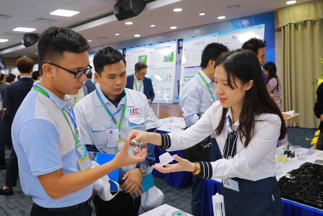 Triển lãm Hội thảo Công nghiệp Hỗ trợ năm 2019 - Ảnh 5.