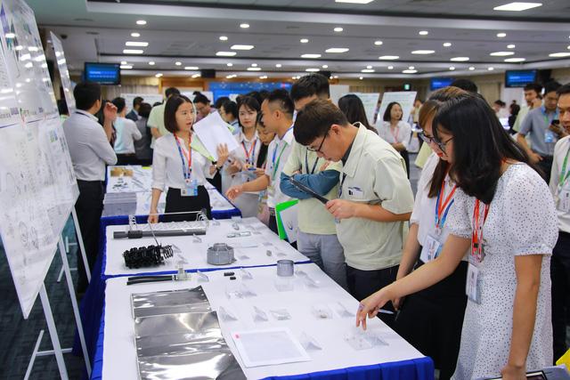 Triển lãm Hội thảo Công nghiệp Hỗ trợ năm 2019 - Ảnh 6.
