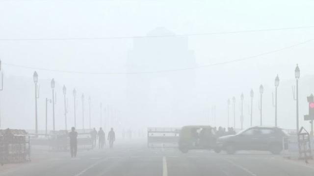 Ô nhiễm không khí - Bài toán khó tìm ra lời giải tại New Delhi, Ấn Độ - Ảnh 1.