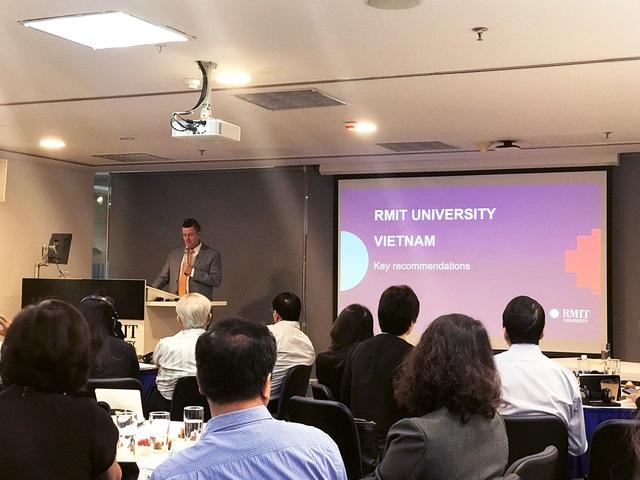 Đầu tư nước ngoài cho phát triển giáo dục đại học: Cần có chính sách phù hợp với thực tiễn - Ảnh 2.