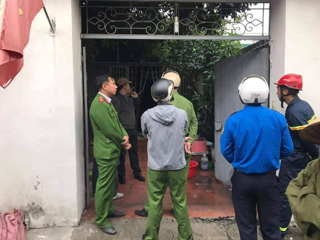 Cháy nhà ở Thịnh Liệt, 3 bà cháu tử vong thương tâm - Ảnh 1.