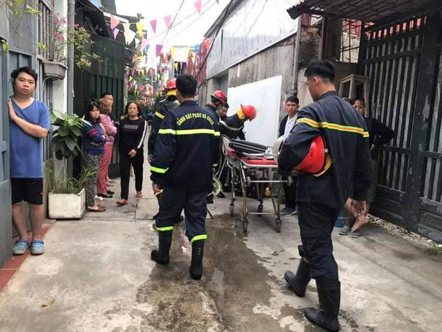 Cháy nhà ở Thịnh Liệt, 3 bà cháu tử vong thương tâm - Ảnh 2.