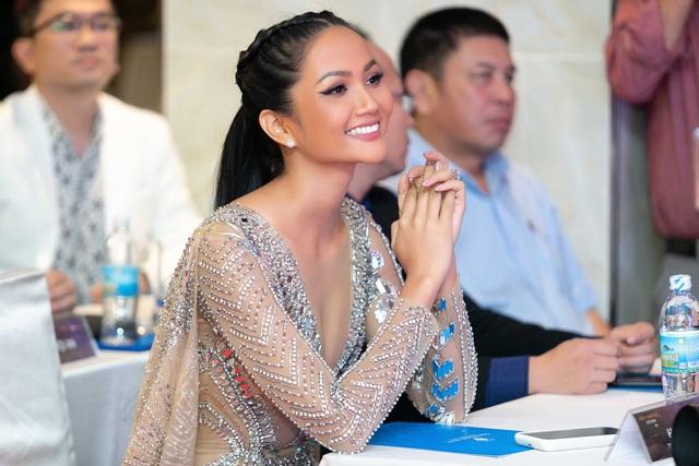 Lộ vương miện đặc biệt của Hoa hậu Hoàn vũ Việt Nam 2019 - Ảnh 6.