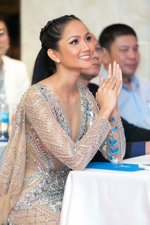 Lộ vương miện đặc biệt của Hoa hậu Hoàn vũ Việt Nam 2019 - Ảnh 8.