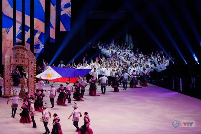 ẢNH: Lễ khai mạc SEA Games 30 đơn giản nhưng đậm màu sắc và giàu ý nghĩa - Ảnh 15.