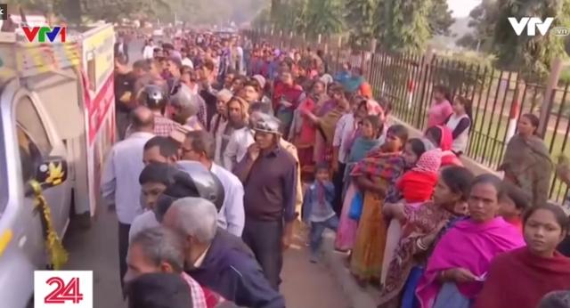 Dở khóc dở cười chuyện thiếu hành tây ở Ấn Độ - ảnh 1