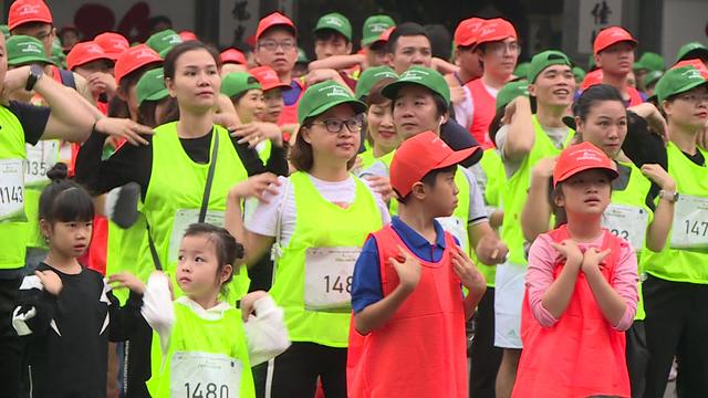 Run for Parkinson - Mỗi bước chạy, một niềm vui - Ảnh 2.