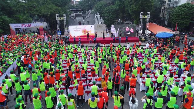 Run for Parkinson - Mỗi bước chạy, một niềm vui - Ảnh 1.
