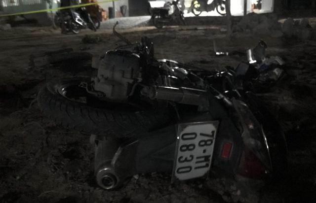 Phú Yên: Ô tô bán tải tông nhiều xe máy, 7 người thương vong - Ảnh 1.