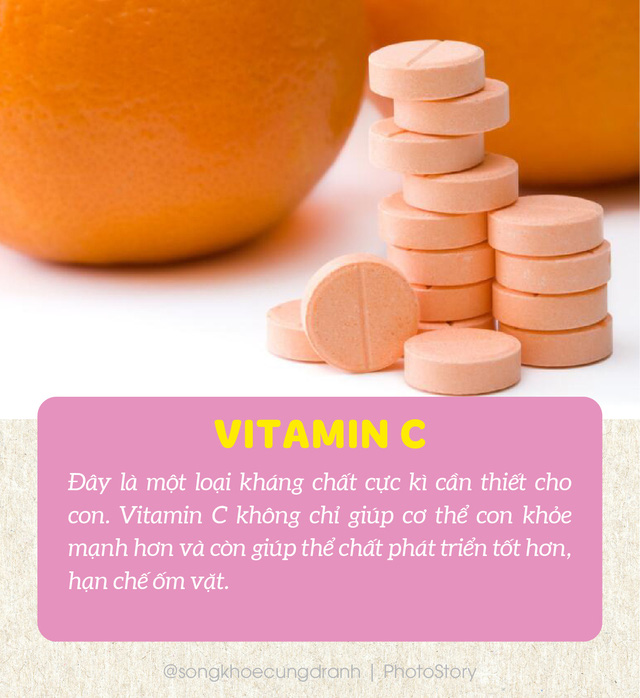 10 thực phẩm không thể thiếu giúp bé phòng bệnh trong mùa đông - Ảnh 1.