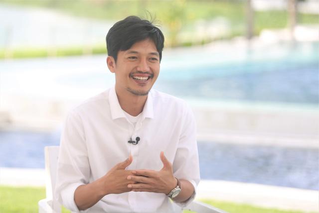GLTT với diễn viên Quang Tuấn phim Tiệm ăn dì ghẻ - Ảnh 1.