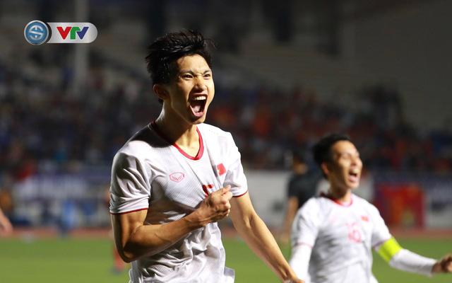 4 cầu thủ U22 Việt Nam có tên trong đội hình tiêu biểu SEA Games 30 - Ảnh 1.