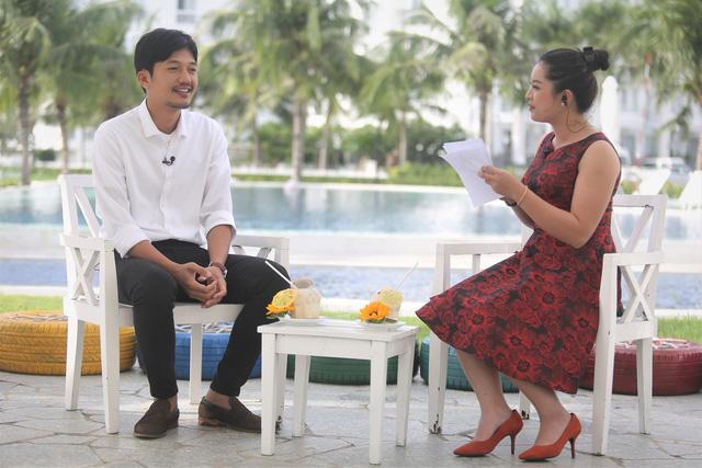 GLTT với diễn viên Quang Tuấn phim Tiệm ăn dì ghẻ - Ảnh 2.
