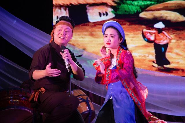 Hát xẩm xứ Nghệ đạt giải A tại Liên hoan hát xẩm các tỉnh khu vực phía Bắc 2019 - Ảnh 1.