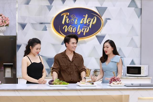 Trai đẹp vào bếp: Chị chị em em tương tàn vì trai đẹp Võ Tấn Phát - Ảnh 3.