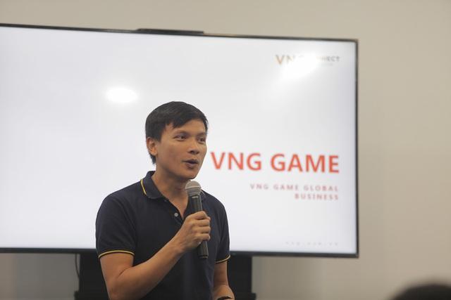 VNG công bố kế hoạch trở thành nhà phát hành toàn cầu - Ảnh 2.