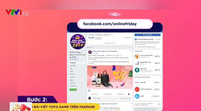 Bộ Công Thương sẽ định kỳ tổ chức Online Friday hàng tuần - Ảnh 1.