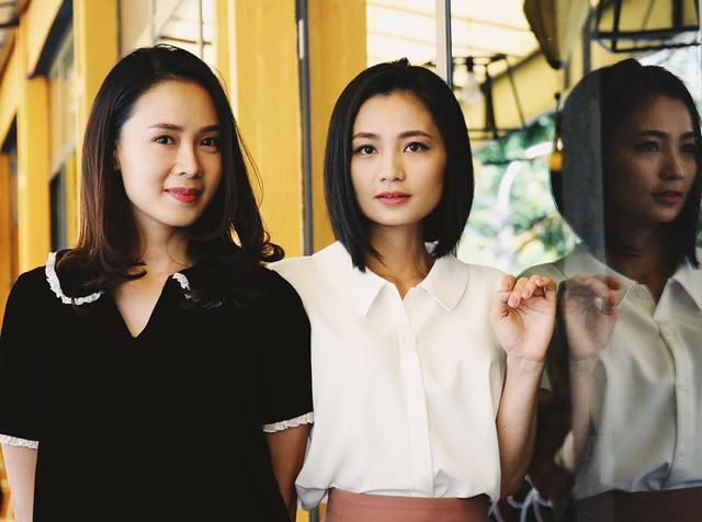 Diệu Hương theo chồng định cư bên Mỹ - Ảnh 1.