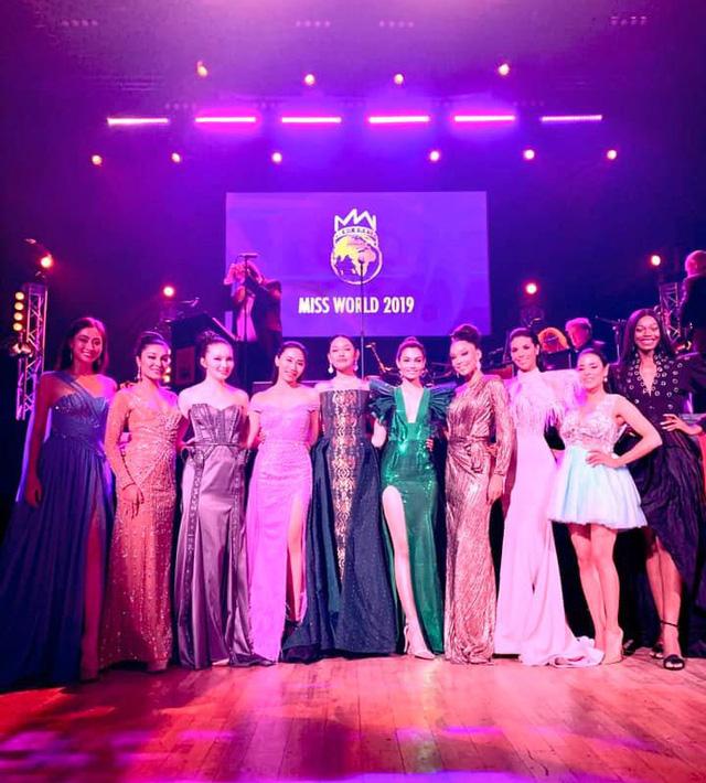 Dự án nhân ái của Lương Thuỳ Linh lọt Top 10 dự án hay nhất Miss World 2019 - Ảnh 1.