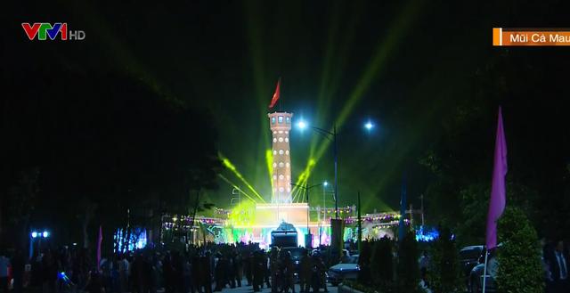 Thủ tướng dự lễ khánh thành cột cờ Hà Nội tại mũi Cà Mau - ảnh 1