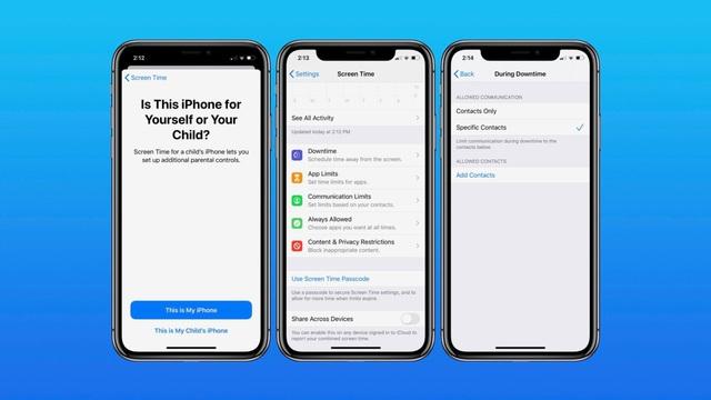 Apple phát hành iOS 13.3: Cho cha mẹ thêm quyền quản lý cách con dùng iPhone - Ảnh 2.