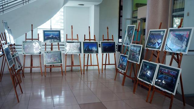 Khám phá không gian triển lãm ảnh tại LHTHTQ lần thứ 39 - Ảnh 7.
