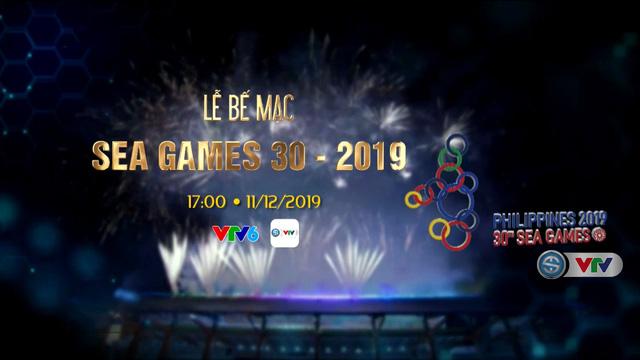 Lễ bế mạc SEA Games 30 (17h00 ngày 11/12, trực tiếp trên VTV6 và ứng dụng VTV Sports) - Ảnh 1.