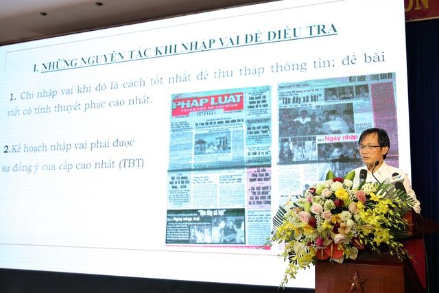 Hội thảo Phóng sự điều tra trên truyền hình: Đài THVN mong muốn phối hợp với các đơn vị báo chí - Ảnh 2.