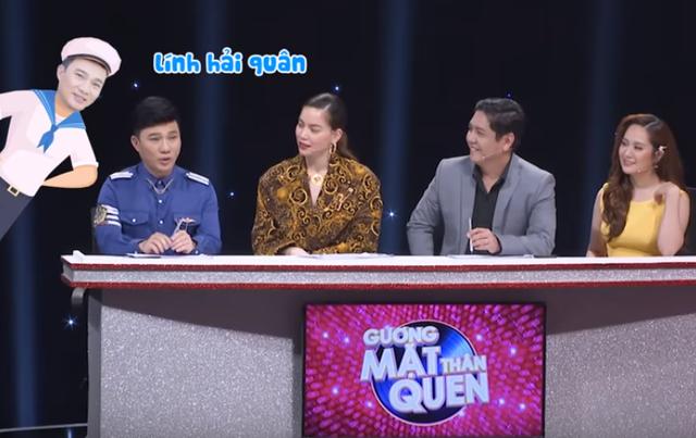 Gương mặt thân quen - Tập 7: Quang Linh đáp trả cực gắt về chiều cao - Ảnh 1.