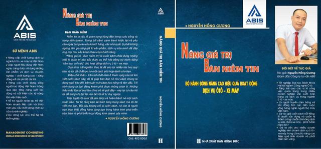 """""""Nâng giá trị - Bán niềm tin"""": Cuốn sách giúp nâng cao hiệu quả kinh doanh dịch vụ ô tô – xe máy - Ảnh 1."""