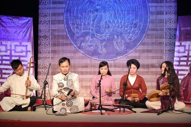 Nghệ sĩ hát xẩm Nguyễn Quang Long bất ngờ ra album sau 20 năm ca hát - Ảnh 5.