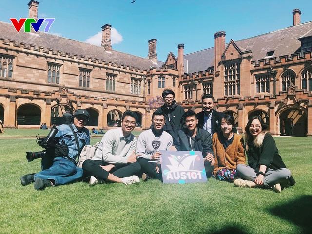 IELTS FACE-OFF số 21: Giới thiệu ngôi trường cổ kính nhất nước Úc - Ảnh 2.