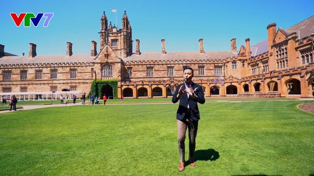 IELTS FACE-OFF số 21: Giới thiệu ngôi trường cổ kính nhất nước Úc - Ảnh 4.