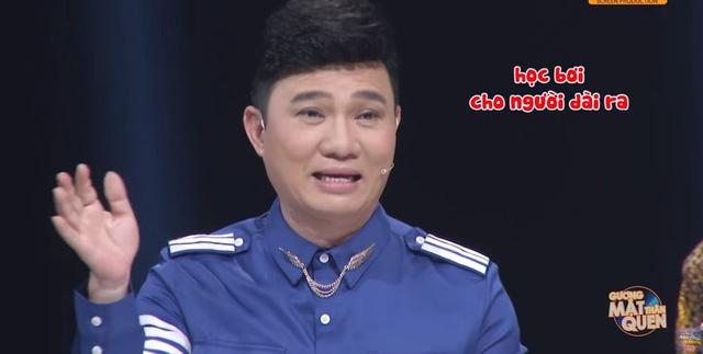 Gương mặt thân quen - Tập 7: Quang Linh đáp trả cực gắt về chiều cao - Ảnh 2.