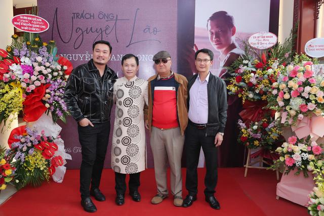 Nghệ sĩ hát xẩm Nguyễn Quang Long bất ngờ ra album sau 20 năm ca hát - Ảnh 3.