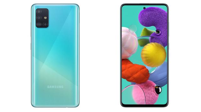 Samsung ra mắt Galaxy A51: Màn hình đục lỗ, 4 camera sau, giá chỉ 7,99 triệu đồng - Ảnh 1.
