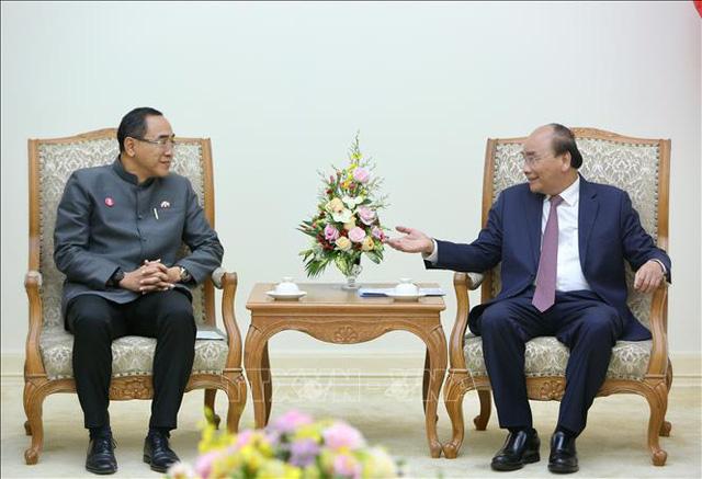 Việt Nam - Thái Lan tiếp tục thúc đẩy hợp tác về thương mại, đầu tư - Ảnh 1.