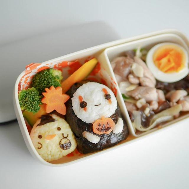 Những đĩa cơm bento hấp dẫn giúp trẻ bớt biếng ăn - ảnh 12