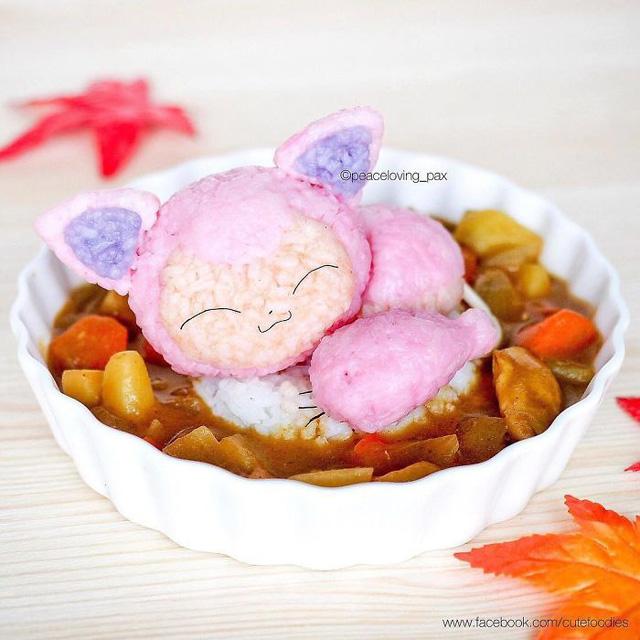 Những đĩa cơm bento hấp dẫn giúp trẻ bớt biếng ăn - ảnh 3