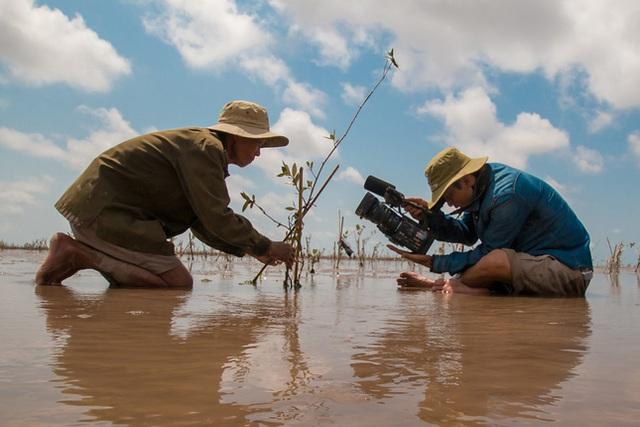 10 tác phẩm đạt giải cuộc thi ảnh Những người làm truyền hình tại LHTHTQ lần thứ 39 - Ảnh 2.