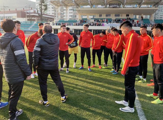 ĐT U23 Việt Nam bước vào buổi tập đầu tiên tại Hàn Quốc - Ảnh 4.