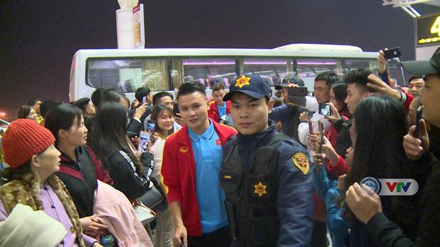U23 Việt Nam lên đường sang Hàn Quốc tập huấn - Ảnh 3.