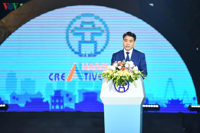 """Hà Nội đón nhận danh hiệu """"Thành phố sáng tạo"""" của UNESCO - Ảnh 1."""